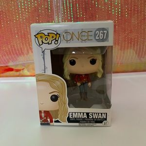Once Upon A Time Emma Swan Funko Pop #267
